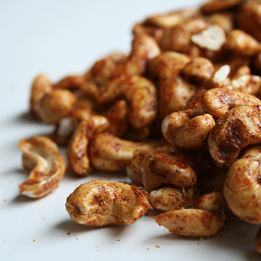 Crazy Cashews