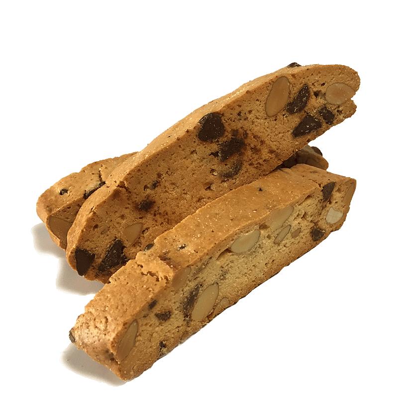 Roxanne's Chocolate Chip Biscotti