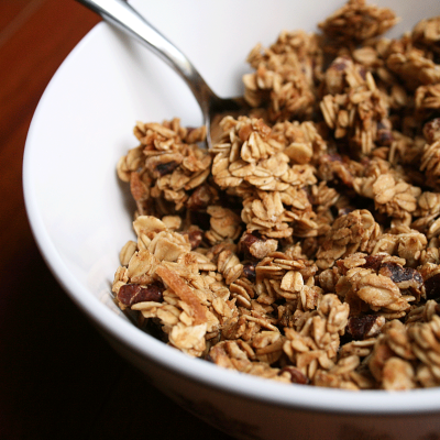 Maple Brown Granola